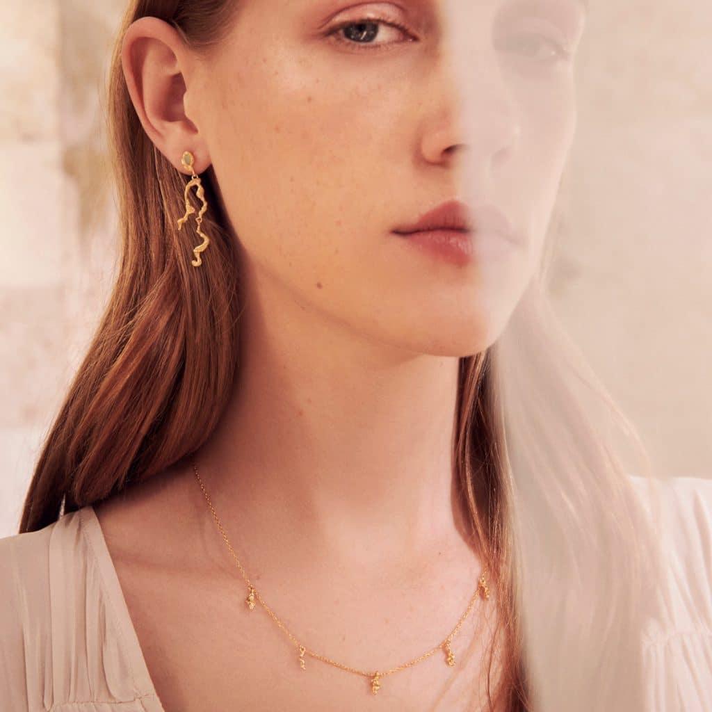 Øreringe fra Dirks Jewellery